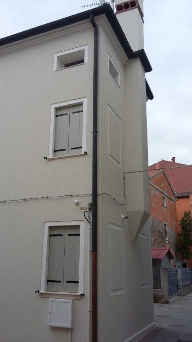 Restauro in comune di Chioggia (VE)