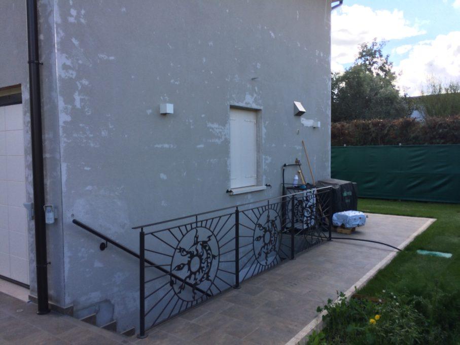 scala per accesso alla taverna